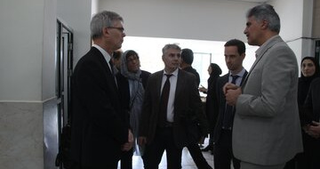 French Delegates Visit Ophthalmic Epidemiology Research Center